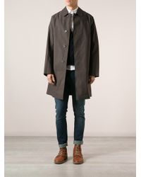 Mackintosh Dunkeld Trenchcoat - Lyst