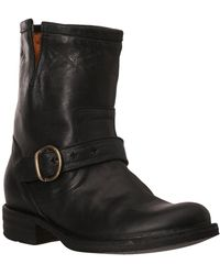 Fiorentini + Baker Eternity Eli Ankle Boot Black Leather - Lyst