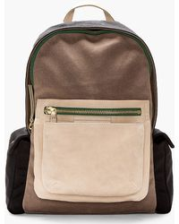 Marc By Marc Jacobs - Brown and Black 2_pock and Biggie Backpack - Lyst