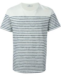 Closed Striped T-Shirt - Lyst
