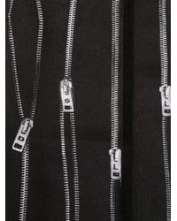 DIESEL - Zip Print Socks - Lyst