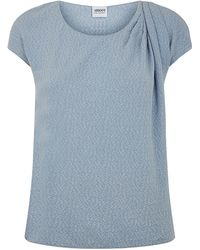 Armani - Textured Weave Top - Lyst