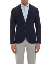 Giorgio Armani Tokyo Two-Button Deconstructed Sportcoat - Lyst