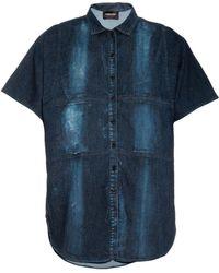 Rachel Comey Finch Denim Shirt - Lyst