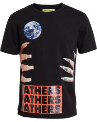 Raf Simons Sterling Ruby Fingernails T-Shirt - Lyst