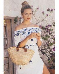 Pampelone - Jasmine Midi Dress - Lyst