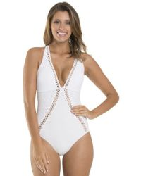 Jets by Jessika Allen - Indulgence Swimsuit - Lyst