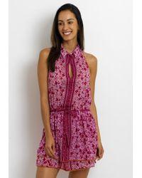 Poupette - Olive Dress Pink - Lyst