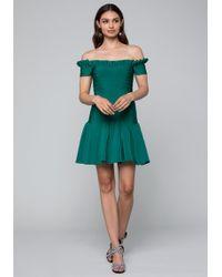 Bebe - Ophelia Bandage Dress - Lyst