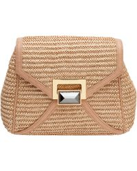 Kara Ross - Itty Bitty Trinity Clutch - Lyst