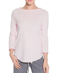 Nation Memphis Top - Lyst