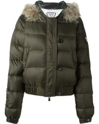 Rossignol - Feather Trimmed Jacket - Lyst