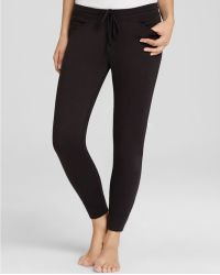 Hue - Chill French Terry Knit Capri Pants - Lyst