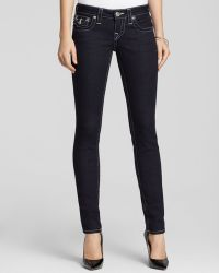 True Religion Jeans - Skinny Flap Pocket in Body Rinse - Lyst