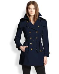 Burberry Brit Reymoore Trenchcoat - Lyst