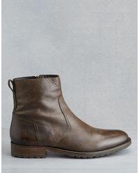 Belstaff - Atwell Boots - Lyst