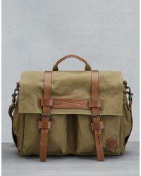 Belstaff - Colonial Messenger Bag - Lyst