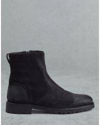 Belstaff - Attwell Boots - Lyst