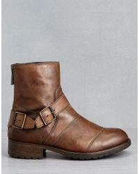 Belstaff - Trialmaster Boots - Lyst