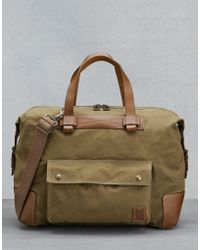 Belstaff - Colonial Travel Bag - Lyst