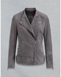 Belstaff - Burnett 2.0 Biker Jacket - Lyst