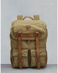 Belstaff - Colonial Backpack - Lyst