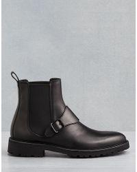 Belstaff - Plaistow Boots Man - Lyst