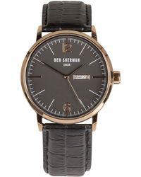 Ben Sherman - Big Portobello Professional Watch - Lyst