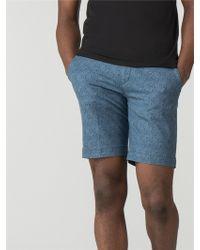 Ben Sherman - Floral Print Shorts - Lyst