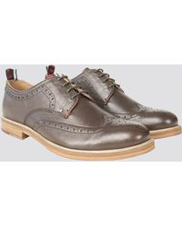 Ben Sherman - Charles Brogue Boot - Lyst