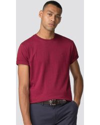 Ben Sherman - Berry Plain Grindle T-shirt - Lyst