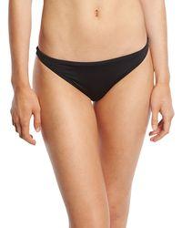 Letarte - Classic Swim Bikini Bottom - Lyst