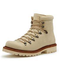 Frye - Woodson Suede Hiker Boot - Lyst