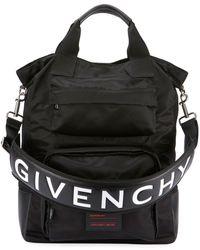 Givenchy Men's Ut3 Nylon Tote Bag