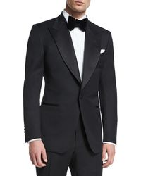 Tom Ford - Windsor Base Peak-lapel Tuxedo - Lyst