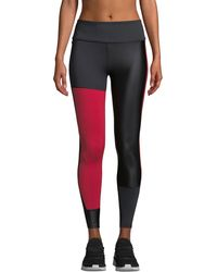 Alala - Patchwork Colorblock Performance Tights - Lyst