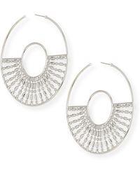 Auden - Diego Hoop Earrings - Lyst