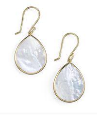 Ippolita - Small Teardrop Earrings - Lyst