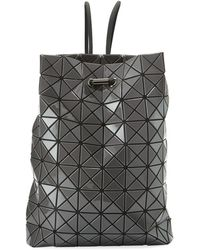 Bao Bao Issey Miyake - Wring Faux-leather Prism Backpack - Lyst