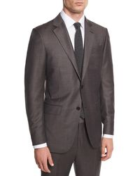 Ermenegildo Zegna - Trofeo® Plaid Two-piece Suit - Lyst