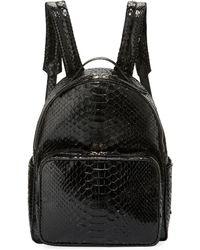 Nancy Gonzalez - Shiny Python Backpack - Lyst