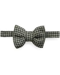 Tom Ford - Houndstooth Classic Bow Tie - Lyst