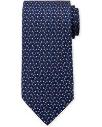 Ferragamo - Desk Lamp Silk Tie - Lyst