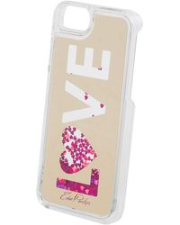 Edie Parker - Love Iphone 7 Plus Case - Lyst