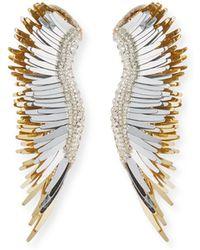Mignonne Gavigan - Madeline Beaded Statement Earrings - Lyst