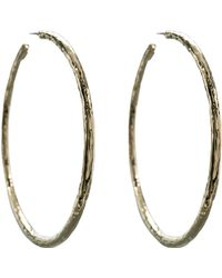 Ippolita - Glamazon Hoop Earrings - Lyst