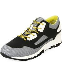 Lanvin - Men's High-frequency Running Trainers - Lyst