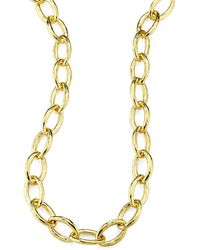 Ippolita Glamazon 18k Gold Mini Bastille Necklace