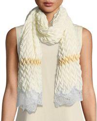 Bindya - Pure Effection Wool-silk Stole - Lyst