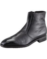 Gravati - Side Zip Dress Demi Boot - Lyst